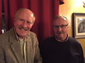 Michael Davies & Richard McLachlan