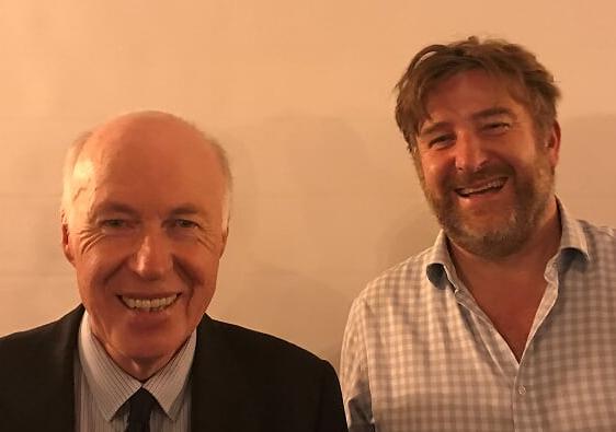 Tim Morton and Hassard Stacpoole