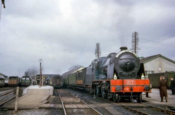M Davies 337