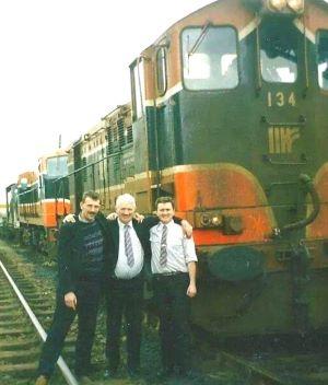 Ken Fox Train